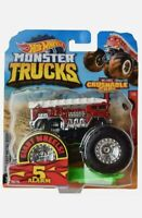 Hot Wheels Monster Trucks 5 Alarm Die Cast Vehicle GJF06 Scale 1;54