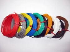 Modélisme  - 10 Bobines de fil électrique , 10 Couleurs , 10 Mètres Chacune 055