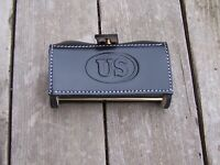 Cavalry Black Leather 1874 Dwyer Cartridge Pouch