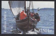 DENMARK HS94 (1090) Roskilde booklet, VF