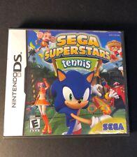 Sega Superstars Tennis (DS) USED