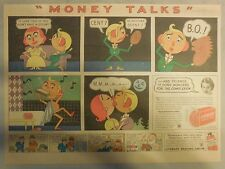 LifeBuoy Soap Ad: Money Talks ! Wartime Ad from 1940's