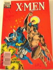 X-Men  n°4  Edt Sémic