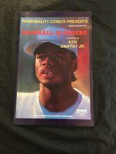 1992 Personality Comics Baseball Sluggers #1 Ken Griffey Jr Seattle Mariners