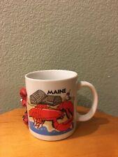New listing Really Cute Maine Coffee Mug Or Coffee Cup