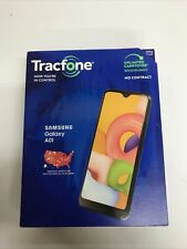 New listing Tracfone- Samsung Galaxy A01- Locked Phone, Can Not Activate. (Box C-4)