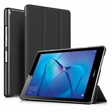 For Huawei MediaPad T3 8.0 (8 Inch) Case Premium Smart Book Stand Cover