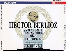 Berlioz: symphonie Fantastique-LELIO/Inbal = soloists, choruses.../2 CD-set