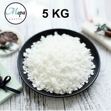 Soy Soya Wax Flakes 100% Pure 5kg Clean Burning Natural Candle Making