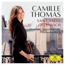 Saint-Saens & OFFENBACH-Camille Thomas (artistes), Alexandre BLOCH (Eurocoast.../2