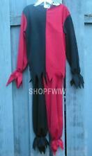 California Costume Evil Jester Costume Child Small 6-8