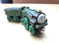 Thomas & Friends Wooden Railway. Emily Engine + Tender