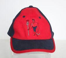 AFL Melbourne Demons Kids 2009 Young Demon Adjustable Cap Hat