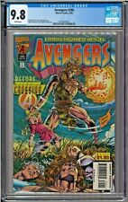 Avengers #390 CGC 9.8 White Pages ONLY 1 ON EBAY