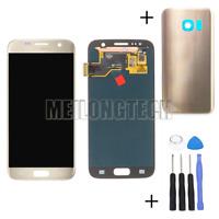 Pour Samsung Galaxy S7 G930F Affichage Écran LCD Vitre Tactile Assemblés Gold