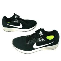 Nike Womens Air Zoom Structure 21 Running Black 904701-001 Shoes Size 9.5