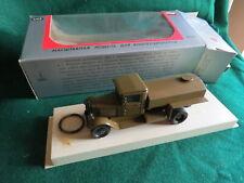 BIG SALE USSR Russian Truck 1/43 LOMO NEW BOXED Truck #30  ZIS-5 Tanker 1941