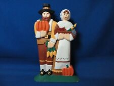 Midwest Of Cannon Falls Pilgrims Figure Thanksgiving