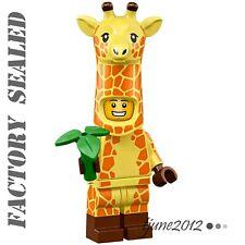 LEGO 71023 The LEGO Movie 2 GIRAFFE SUIT GUY MINIFIGURES UNOPENED SEALED NEW