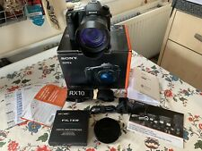 Sony DSC-RX10M3 RX10 III 20.1 MP 25x Zoom Bridge Camera- boxed