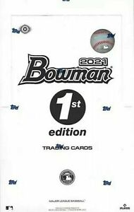 2021 Bowman 1st Edition | PICK YOUR CARD | COMPLETE YOUR SET | UPDATED 5/1