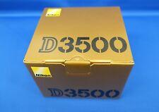 Nikon D3500 Digital SLR Camera Body only Japan Domestic Version New