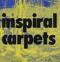 "INSPIRAL CARPETS Trainsurfing 1988 UK 12"" vinyl single EXCELLENT CONDITION"