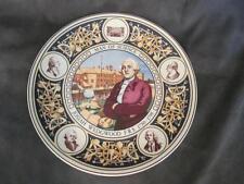 H9  Portrait Plate - Josiah Wedgwood Burlington House Man Science 1730-1795