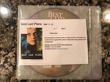 Best Laid Plans Dvd! 1999 Crime Drama! Also See Dead Man Down & Inside Man