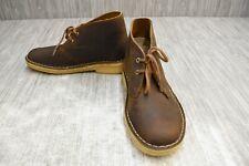Clarks Desert Boots, Women's Size 6M, Beeswax NEW