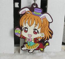 love live! sunshine Takami Chika silicone keychain gift anime key chain 1pc