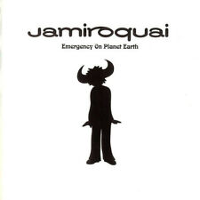 JAMIROQUAI Emergency On Planet Earth VINYL LP NEW & SEALED