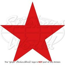 RUSSIA Russian AirForce USSR Soviet WW2 Red Star Aircraft Roundel 100mm Sticker