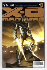 X-O MANOWAR (2012) #0 GOLD VARIANT BAGGED BOARDED VALIANT COMICS VEI VF