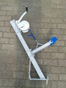 Windenstand mit Winde bis 750kg Trailer / Windenbock