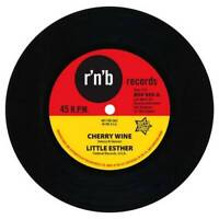 LITTLE ESTHER Cherry Wine / You Took My... - R&B Northern Soul 45 (Outta Sight)