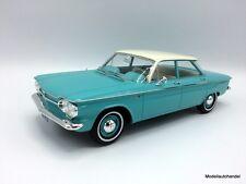 Chevrolet Corvair Sedan 4-door 1961 türkis/hellbeige  1:18 Ixo PremiumX