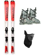 150CM HEAD STAR LINK SKIS + TYROLIA BINDINGS +DALBELLO BOOTS +MASK PACKAGE k2-6