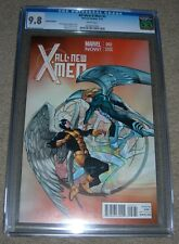 All New X-Men 2 Pasqual Ferry VARIANT CGC 9.8   (1 in 50)
