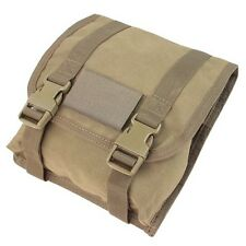 Condor MA53 TAN Large Utility Pouch MOLLE Holds Six 5.56 .223 Rifle Mag