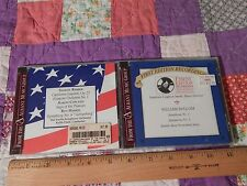 Albany Music Group (LOT of 2 - CDs) Barber-Copland-Harris + William Bolcom *NEW*