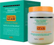 GUAM Fanghi d'Alga Formula a Freddo Trattamento Anticellulite 1 Kg - Verde