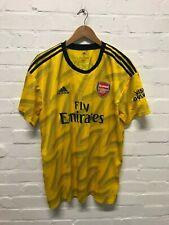 Arsenal adidas Men's 2019/20 Away Shirt - XL - Aubameyang 14 - Great Condition