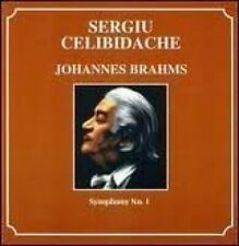 Brahms + CD + Sinfonie Nr. 1, op. 68 (live, Milan, March 1959) (Orch. Sinfoni...