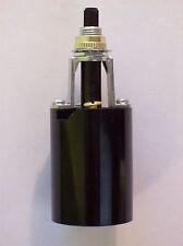 BAKELITE BOTTOM TURN KNOB FIXTURE LAMP SOCKET LAMP PART NEW 30156J