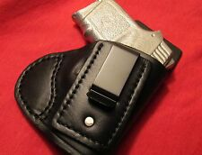 Smith & Wesson M&P Bodygaurd .380 Inside the Waistband Holster