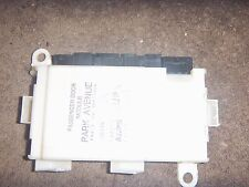 98 99 00 01 02 03 04 05 1998-2005  BUICK PARK AVENUE PASSENGER SIDE DOOR MODULE