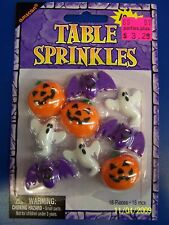 Halloween Party Decoration Plastic Table Sprinkles