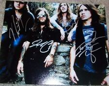 JONATHAN TYLER & THE NORTHERN LIGHTS SIGNED 8x10 PHOTO w/PROOF AUTOGRAPH B
