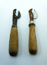 """New listing Vintage Wooden 6"""" Can/Bottle Openers"""